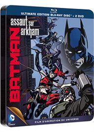 film Batman: Assault on Arkham en streaming