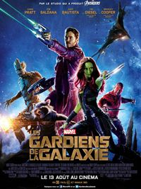 Film Les Gardiens de la Galaxie streaming