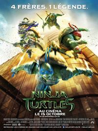 film Ninja Turtles en streaming