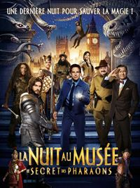 film La Nuit au mus�e : Le Secret des Pharaons en streaming
