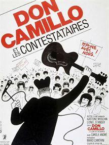 Don Camillo 6 : Don Camillo et les contestataires affiche