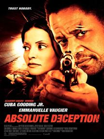 Absolute deception affiche