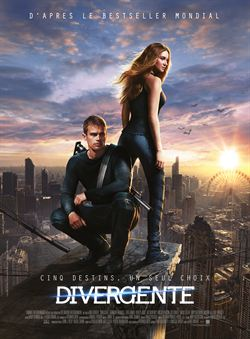 regarder Divergente en streaming