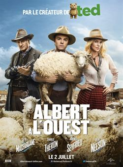 regarder Albert à l'ouest en streaming