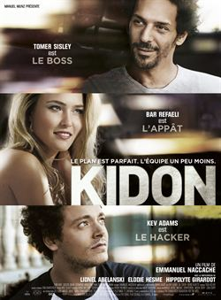 regarder Kidon en streaming