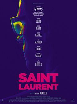 regarder Saint Laurent en streaming