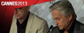 Cannes 2013 : LA s&#233;quence &#233;motion de Michael Douglas