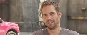 Brick Mansions : Paul Walker évoque ses scènes d'action