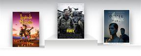 Box-office US : Brad Pitt conduit Fury au sommet