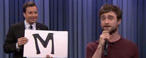 Daniel Radcliffe rappe chez Jimmy Fallon