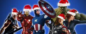 Avengers : quand Iron Man, Thor et Captain America chantent Noël