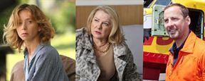 Sylvie Testud, Fred Testot, Josiane Balasko réunis dans la comédie C'est le métier qui rentre