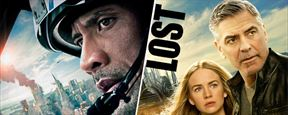 """A la poursuite de demain"" et ""San Andreas"" ont un point commun : ""LOST"" !"
