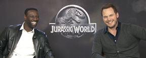 """Jurassic World : l'équipe du film répond à notre """"quiz dinosaures"""""""