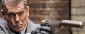 Extrait Survivor : Milla Jovovich tente d'échapper au tueur à gages Pierce Brosnan
