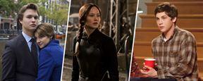"""Outre """"Hunger Games"""", quelles sont les adaptations de romans pour ados les plus réussies ?"""