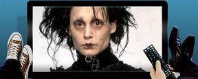 """Ce soir à la télé : on mate """"Edward aux mains d'argent"""" et """"Hannibal"""""""