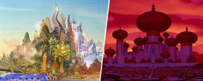 10 villes fictives imaginées par Disney