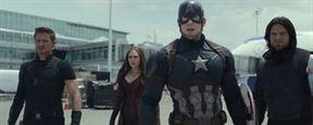Captain America et Iron Man s'affrontent dans la bande-annonce de Civil War