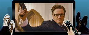 """Ce soir à la télé : on mate """"Kingsman"""" et """"Max et les ferrailleurs"""""""