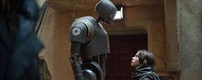 Star Wars : Découvrez K-2SO, le nouveau droïde de Rogue One, sur la couverture d'Empire