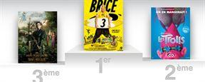 Box-office France : Brice a déjà cassé plus d'un million de spectateurs !