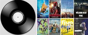 Best-of 2016 : Les 50 chansons de l'année ciné-séries !