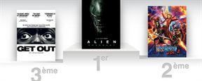 Box-office France : Alien Covenant aux commandes !