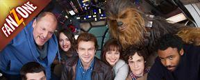 Fanzone 732 : le film Han Solo perd son duo