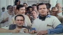 Jack Nicholson : ce moment hilarant où il recevait un prix en direct de l'hôpital psychiatrique de Vol au-dessus d'un nid de coucou !