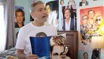 George Clooney : fan de Brad Pitt et horrible coloc dans un spot pour sa fondation