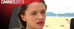 "Cannes 2013 : l'amour lumineux de Sara ""Suzanne"" Forestier"