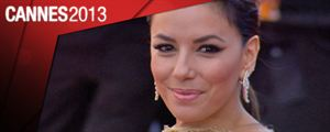 Cannes 2013 : B&#233;r&#233;nice Bejo et Eva longoria sur les marches