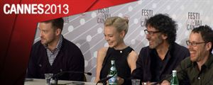 Cannes 2013 : l&#39;&#233;quipe de &quot;Inside Llewyn Davis&quot; en conf&#233;rence