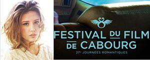 Adèle Exarchopoulos sera au Festival de Cabourg !