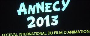 """Annecy 2013 : les images de l'ouverture avec """"Monstres Academy"""""""