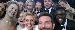 Oscars 2014 : le selfie d'Ellen DeGeneres avec le tout Hollywood !