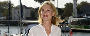 Michèle Laroque, Présidente du jury du prochain festival de la fiction de La Rochelle