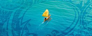 Vaiana, la légende du bout du monde: plongez dans le grand bleu avec la nouvelle affiche !