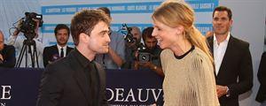 Deauville 2016 : quand Harry Potter et Fleur Delacour se retrouvent sur le tapis rouge