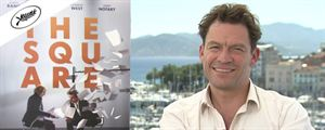 Cannes 2017 : Ruben Östlund et Dominic West à propos de The Square