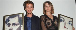 Nahuel Perez Biscayart et Adeline d'Hermy sont les Prix Patrick Dewaere et Romy Schneider 2018
