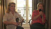 """Fête de Famille : """"Catherine Deneuve n'est pas une actrice qui demande un traitement particulier"""""""