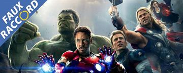 Faux Raccord : les gaffes de Avengers 1 et 2