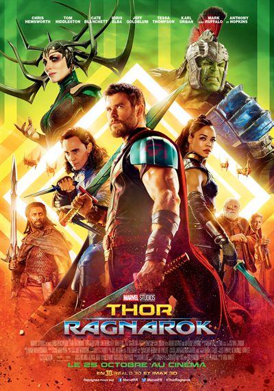 Thor : Ragnarok en 3D - Son Dolby Atmos