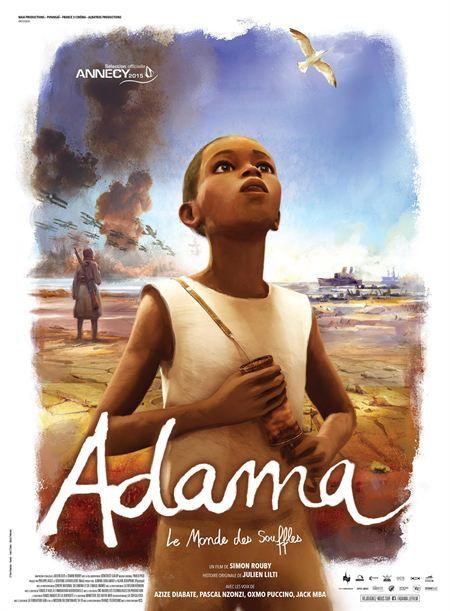 Adama [BDRip] [Francais]