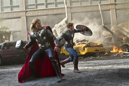 Photo - FILM - Avengers : 130440