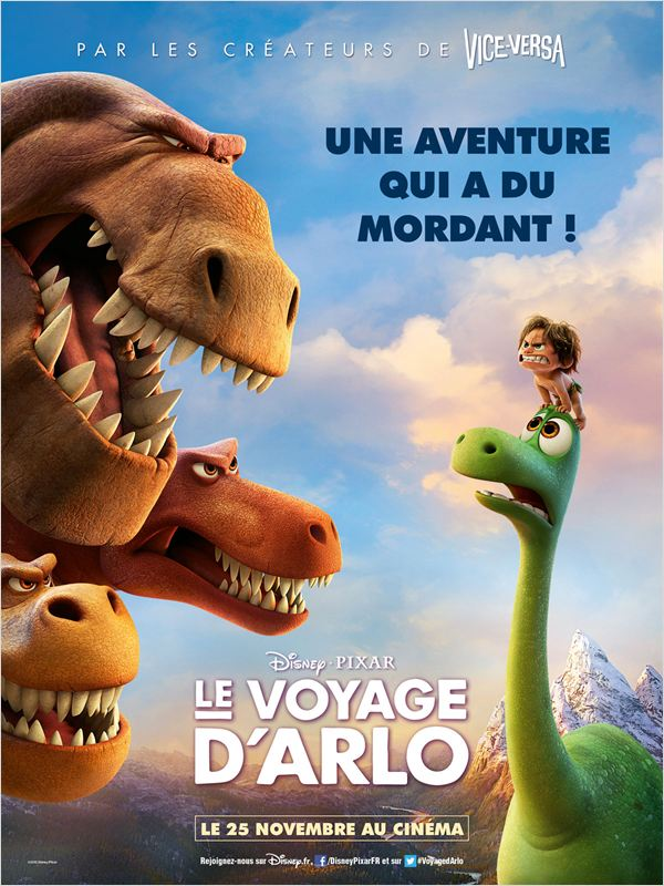 Le Voyage d'Arlo [FRENCH MD HDRiP]
