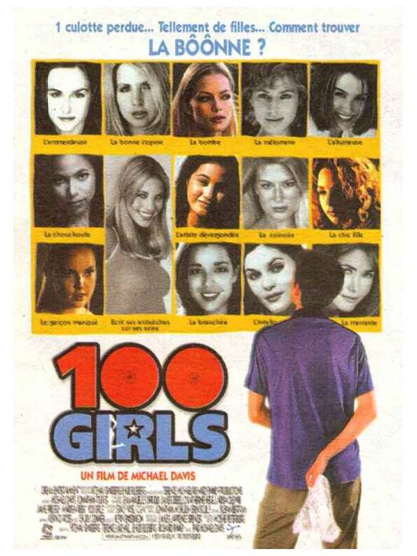 100 Girls FRENCH   DVDRiP