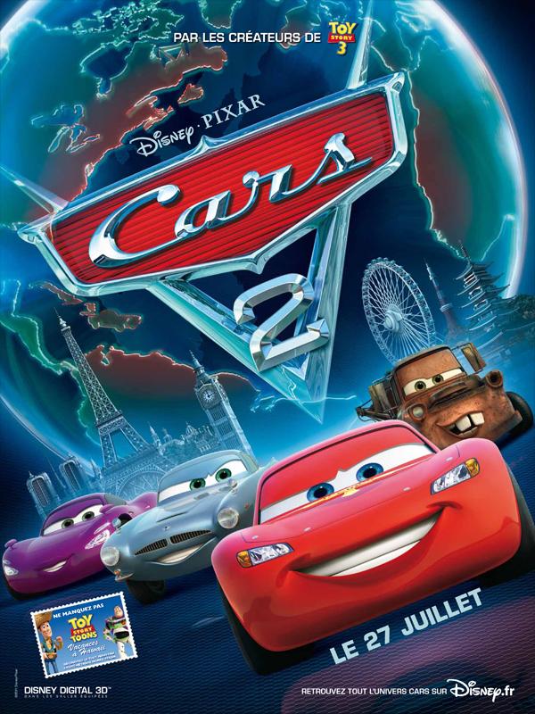 [MULTI] Cars 2 [FRENCH] [BDRip] 1CD